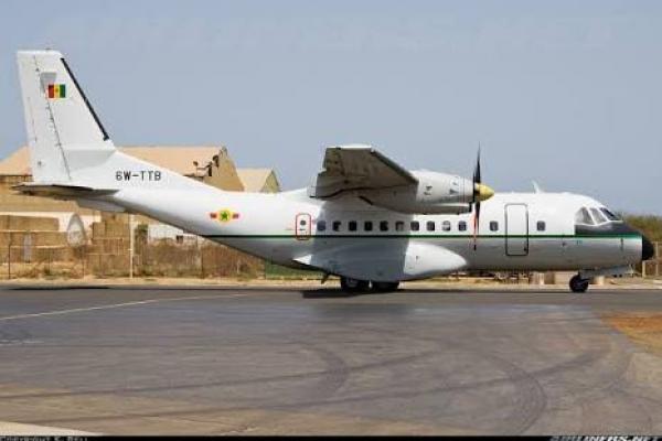 Indonesia Sukses Ekspor Pesawat CN235 ke Senegal