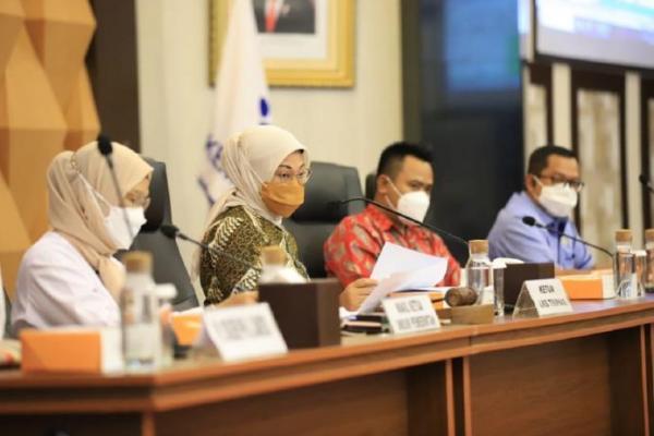 Lembaga Kerja Sama Tripartit Nasional Sepakati Agenda Kerja Tahun 2021