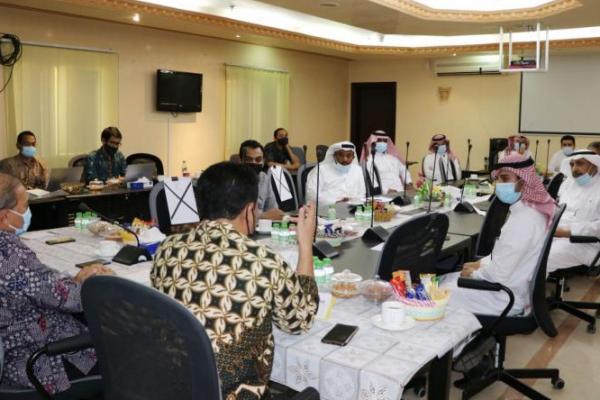 Bahas Persiapan Haji, KJRI Jeddah Undang Calon Penyedia Akomodasi di Madinah