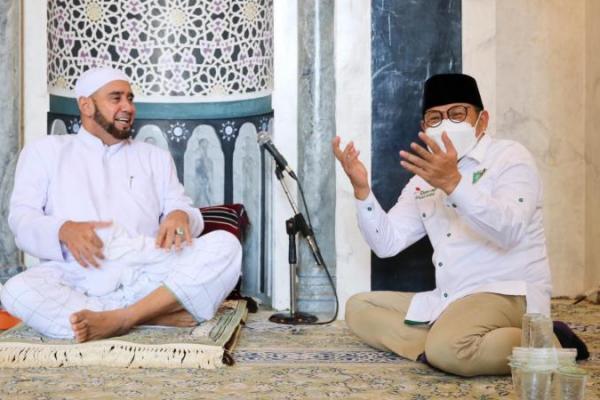 Sowan Habib Syech, Gus AMI: Solo Layak jadi Kota Sholawat
