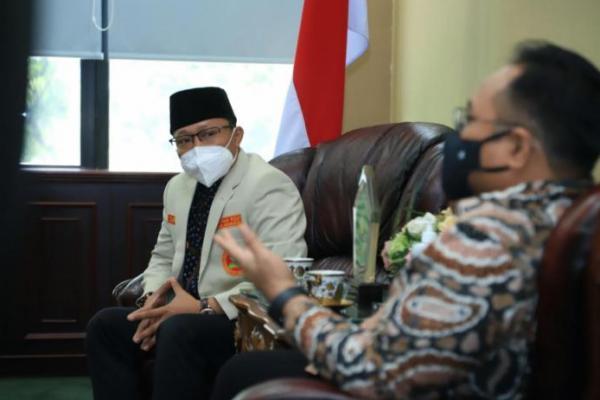 Tingkatkan SDM, Kemenag Jajaki Kerjasama dengan PP Pemuda Muhammadiyah
