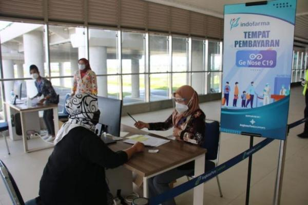 Dipatok Seharga Rp40.000, Layanan GeNose di Bandara Sudah Tersedia Mulai Hari Ini