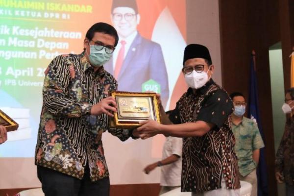 Prof Nunung Nuryantono Apresiasi Buku `Negara dan Politik Kesejahteraan` Karya Gus AMI