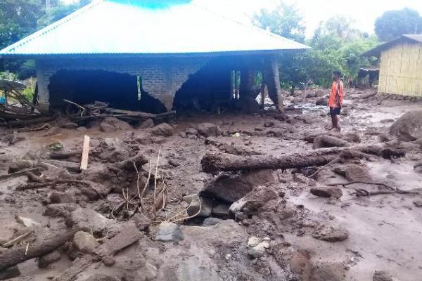 Banjir Bandang Flores Timur, BNPB Laporkan Situasi Terkini