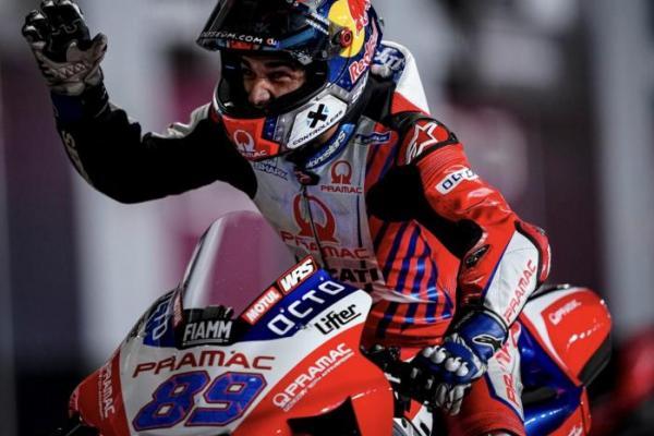 Jorgen Martin Rebut Pole Position, Ducati Kembali Kuasai Garis Depan