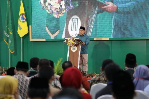 Gus AMI Harap Muktamar Pemikiran Dosen PMII Lahirkan Solusi Kebangsaan