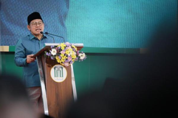 Ketum PBNU KH Said Aqil Siraj Sapa Gus AMI `Calon Presiden 2024`