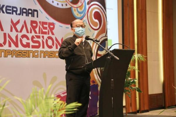 Pejabat Fungsional Kemnaker Dituntut Miliki Kompetensi Kolaboratif