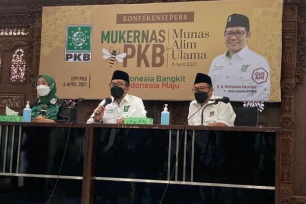 Sejumlah Topik Strategis Bakal Dibahas di Mukernas PKB dan Munas Alim Ulama