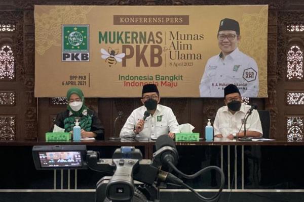 Dibuka Presiden Jokowi, PKB Siap Gelar Mukernas dan Munas Alim Ulama
