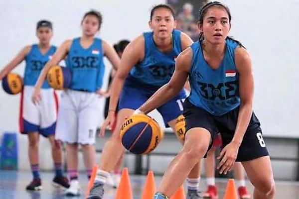 Timnas Basket Putri 3x3 akan ikuti Kualifikasi Olimpiade Tokyo di Austria