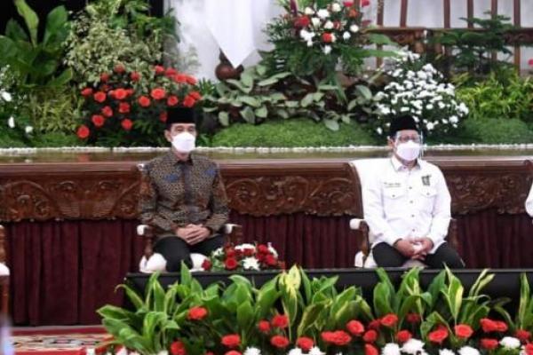 Presiden Jokowi: Tak Ada Kompromi bagi Intoleransi yang Rusak Sendi Kehidupan Bernegara