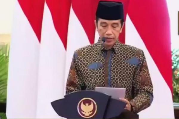 Presiden Jokowi: Pandemi Berikan Pelajaran Luar Biasa dalam Membangun Indonesia