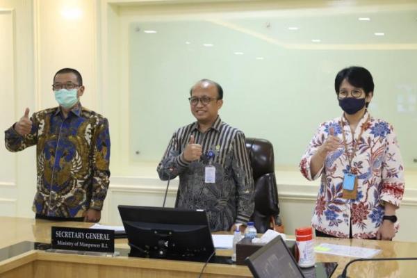 Indonesia dan Taiwan Bahas Pembebasan Biaya Penempatan PMI