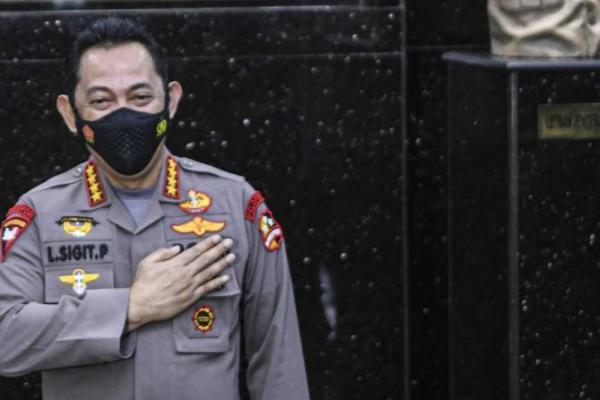Kapolri Listyo Sigit Prabowo Telah Mundur dari PBSI