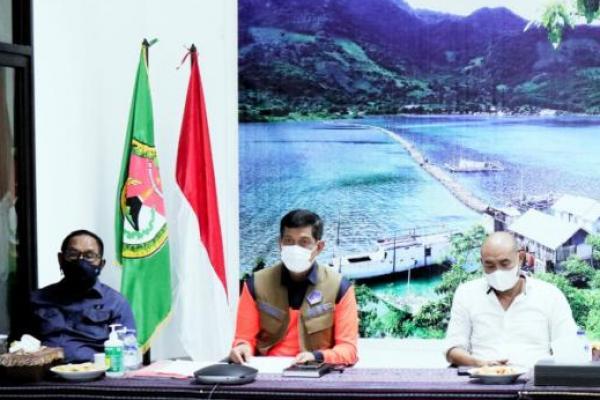 Doni Monardo: BNPB Pastikan Percepatan Relokasi Bagi Korban Bencana NTT