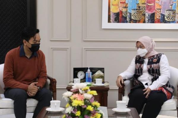 Menaker Ida Dukung Program `Talent Hub` PMII dan KOPRI