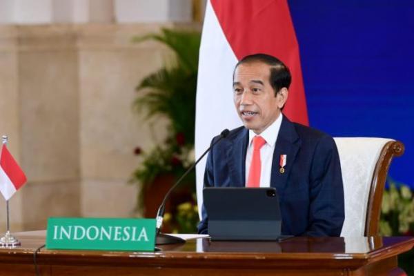 Presiden Jokowi: Ekonomi Digital Indonesia Tercepat di Asia Tenggara