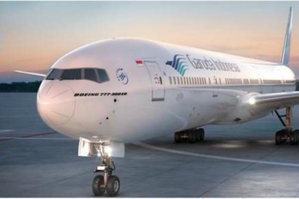 Ponsel Vivo Dilarang Masuk Kargo Pesawat Garuda Indonesia