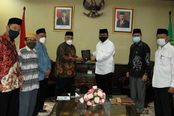 Terima Pengurus Al-Irsyad, Gus Yaqut: Kami Siap Bersinergi dengan Ormas Islam