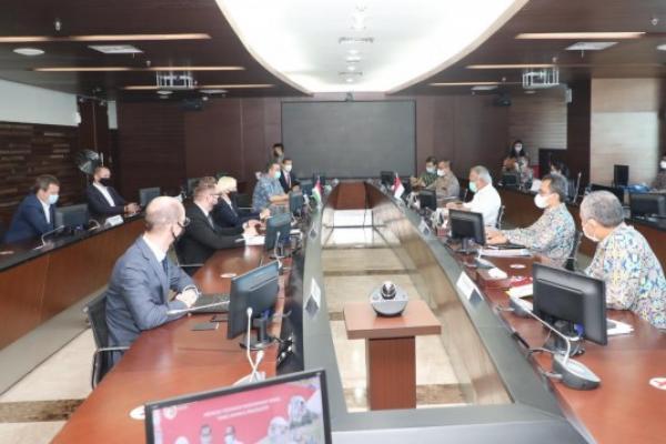 Sukseskan Pembangunan Infrastruktur, Menteri Basuki Puji Kehadiran IHIP