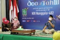 Doa Tahlil untuk Prajurit KRI Nanggala 402, Gus AMI: Mereka Pemberani dan Syuhada!