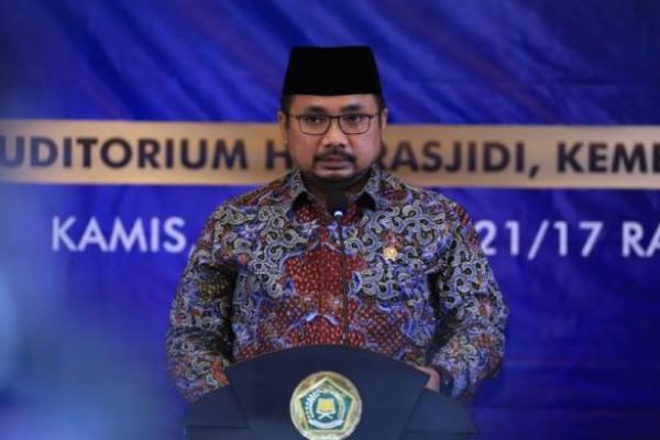 Lewat Surat Edaran, Gus Yaqut Larang Takbir Keliling di Malam Idul Fitri