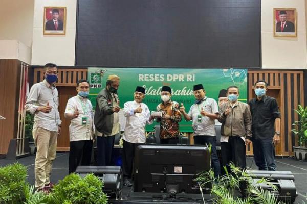 Sekjend PKB Hasanuddin Wahid Dorong DPC Rangkul Guru Ngaji dan Diniyah