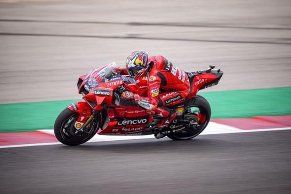 Ducati Kuasai Jerez, Jack Miller Torehkan Kemenangan Bersejarah