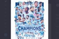 Manchester City Resmi Kunci Gelar Premier League 2020/2021