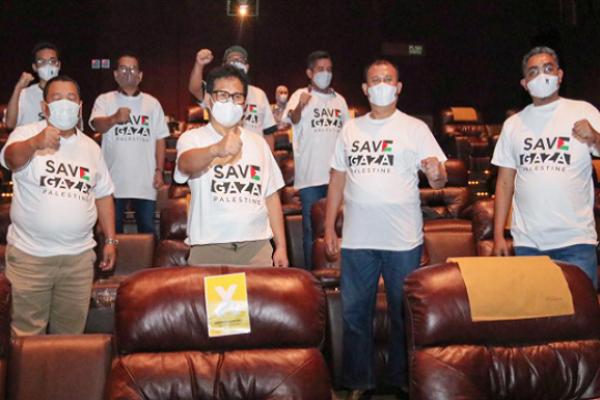 Ajak Wartawan dan Milenial Nobar Film Tjoet Nja`  Dhien, Gus AMI: Ayo Bangkit