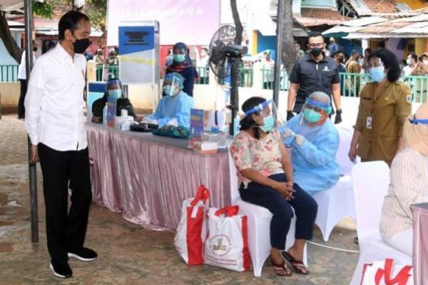 Pemerintah Terus Kerja Keras Penuhi Kebutuhan Vaksin COVID-19 di Indonesia