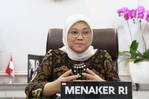 Cegah Covid-19, Menteri Ida Minta Perusahaan Perketat Prokes di Tempat Kerja