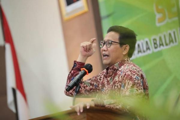 Percepat Pembangunan Infrastruktur Riau, Gus Halim Ingin Libatkan Pemerintah Desa