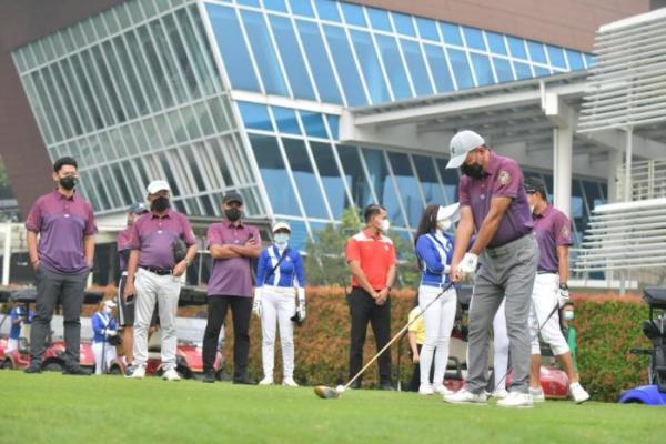 Menpora Golf Open Tournament 2021 Akan Digelar 4 Juli