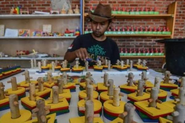 Pemerintah Akan Beri Insentif ke Industri Mainan Anak