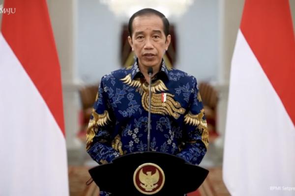 Jokowi: Peningkatan SDM Harus Jadi Fokus Perhatian Pemerintah
