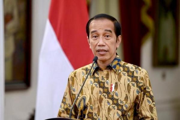 Presiden Jokowi Resmikan Bendungan Kuningan Jabar