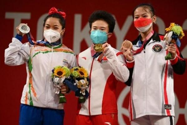 Peraih Emas Olimpiade Tokyo, Lifter Hou Zhihui Diduga Gunakan Doping