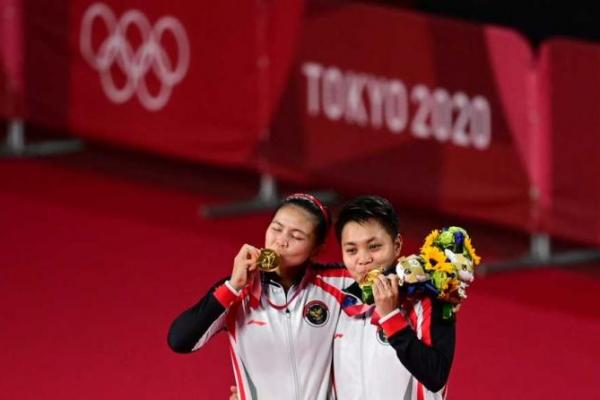 KOI : Indonesia Sukses Penuhi Target Olimpiade Tokyo 2020