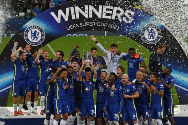 Tundukkan Villareal, Chelsea Rebut Piala Super Eropa 2021