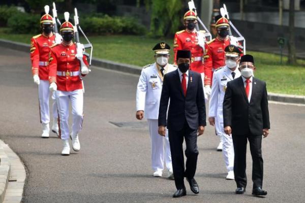 Usai Dilantik Presiden, Gubernur Kalsel Siap Prioritaskan Penanganan Pandemi COVID-19