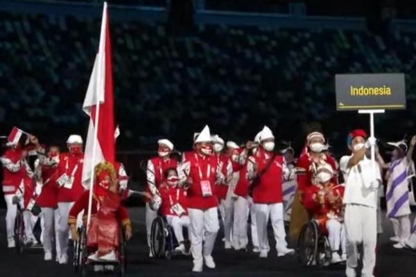 Presiden Jokowi Akan Sambut Kontingen Indonesia Paralimpiade Tokyo