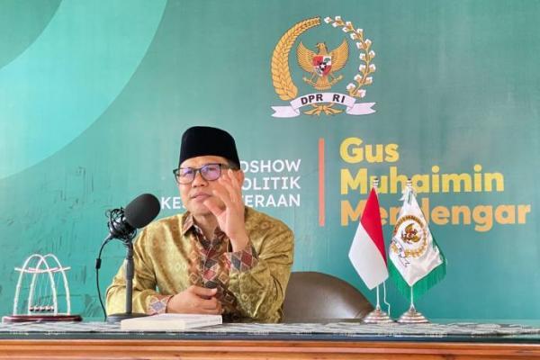 Pendidikan, Kesejahteraan Hingga Infrastruktur Jadi Perhatian Serius Gus Muhaimin