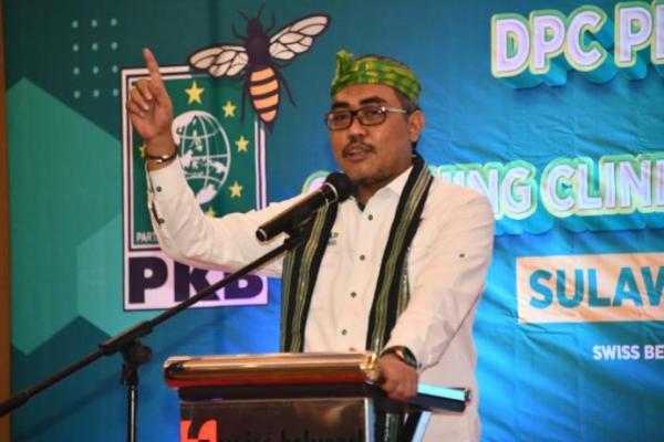 Targetkan 100 Kursi DPR, PKB Mulai Safari Coaching Clinic DPC se-Indonesia