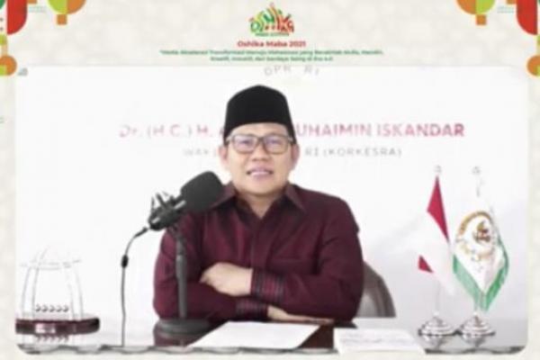 Gus Muhaimin: NU adalah Kiblat Pemikiran Islam yang Sangat Maju