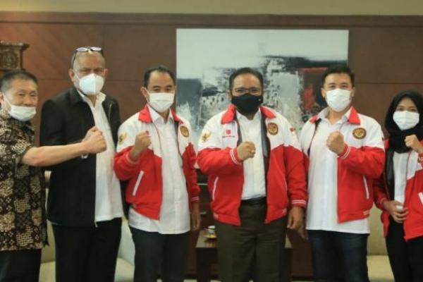 Gus Yaqut Didapuk sebagai Ketua Umum Federasi Wing Chun Indonesia